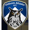 Wappen von Oldham Athletic