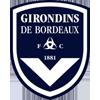 Wappen von Girondins Bordeaux