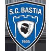 Wappen von SC Bastia