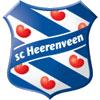 Wappen von SC Heerenveen