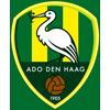 Wappen von ADO Den Haag