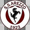 Wappen von AC Arezzo
