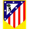Wappen von Atletico Madrid