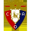 Wappen von CA Osasuna