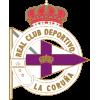 Wappen von Deportivo La Coruna