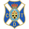 Wappen von CD Teneriffa