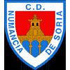 Wappen von CD Numancia