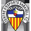 Wappen von CD Sabadell