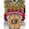 Wappen von Pontevedra CF