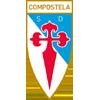 Wappen von SD Compostela