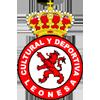 Wappen von CD Leonesa