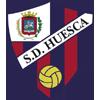 Wappen von SD Huesca