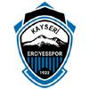 Wappen von Kayseri Erciyesspor