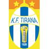 Wappen von FK Tirana
