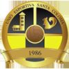 Wappen von UE Santa Coloma