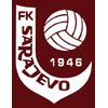Wappen von FK Sarajevo