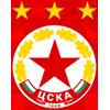 Wappen von ZSKA Sofia