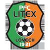 Wappen von Litex Lovech