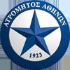 Wappen von Atromitos Athen