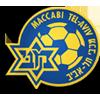 Wappen von Maccabi Tel Aviv