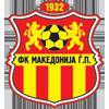 Wappen von Makedonija Skopje