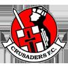 Wappen von FC Crusaders Belfast
