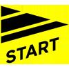 Wappen von Start Kristiansand