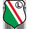 Wappen von Legia Warschau