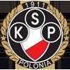 Wappen von Polonia Warschau
