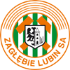 Wappen von MKS Zaglebie Lubin