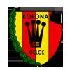 Wappen von Korona Kielce
