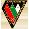 Wappen von Zaglebie Sosnowiec