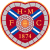 Wappen von Heart of Midlothian
