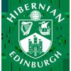 Wappen von Hibernian Edinburgh