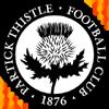 Wappen von Partick Thistle