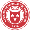 Wappen von Hamilton Academical