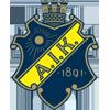 Wappen von AIK Stockholm