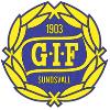 Wappen von GIF Sundsvall