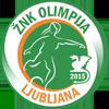 Wappen von ZNK Olimpija Ljubljana