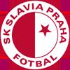 Wappen von Slavia Prag