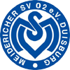 Wappen von MSV Duisburg