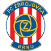 Wappen von FC Zbrojovka Brünn