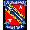 Wappen von Bangor City