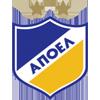 Wappen von Apoel Nikosia