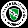 Wappen von SpVgg Ansbach 09