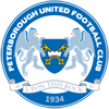 Wappen von Peterborough United