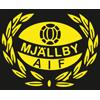 Wappen von Mjällby AIF