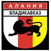 Wappen von Alania Vladikavkaz