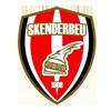 Wappen von KF Skënderbeu Korça
