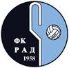 Wappen von FK Rad Belgrad